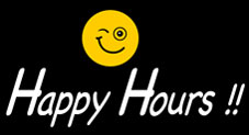 Happy Hours!!