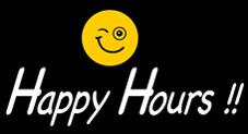 Happy Hours!!